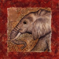 Elephant Safari Fine-Art Print