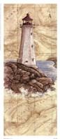 Peggy's Cove Light Fine-Art Print