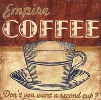 Empire Coffee Fine-Art Print