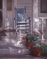 Georgia's Rocking Chair Fine-Art Print