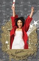 High School Musical3 - Gabriella Wall Poster
