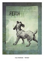 Fetch Fine-Art Print