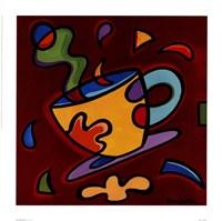 Red Coffee Mug Fine-Art Print
