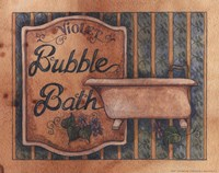 Bubble Bath Fine-Art Print