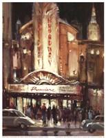 Broadway Premiere Fine-Art Print