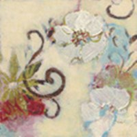 Floral Rhythm 3 Fine-Art Print
