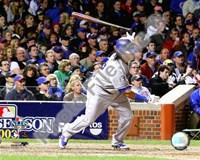 Manny Ramirez 2008 NLDS Game 1 Home Run Swing Fine-Art Print