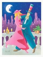 Balcony Dance Fine-Art Print