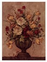 Floral Reflections II Fine-Art Print