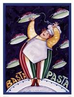 Basta Pasta Fine-Art Print