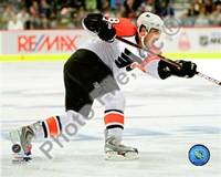 Mike Richards 2008-09 Action Fine-Art Print