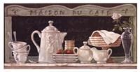 Maison Du Cafe Fine-Art Print