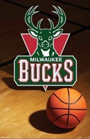 Bucks - Logo 08 Wall Poster