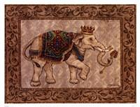 Royal Elephant I Fine-Art Print