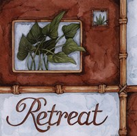 Retreat Fine-Art Print