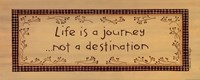 Life Is A Journey Fine-Art Print