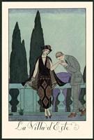 La Villa d'Este Fine-Art Print