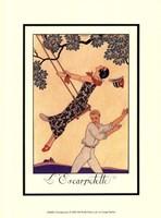 L'Escarpotette Fine-Art Print