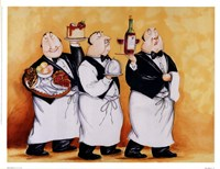 Haute Cuisine II Fine-Art Print