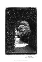 Garden Hideaway IV Fine-Art Print