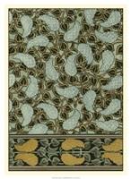 Garden Tapestry I Fine-Art Print