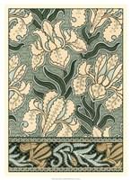 Garden Tapestry II Fine-Art Print