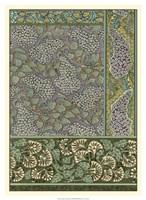 Garden Tapestry III Fine-Art Print