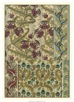 Garden Tapestry IV Fine-Art Print