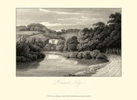 View of Beaumont Lodge Fine-Art Print