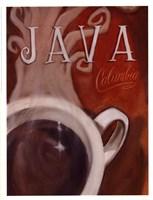 Java Columbia Fine-Art Print