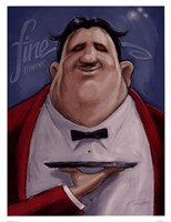 Fine Dining Fine-Art Print