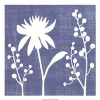 Blue Linen I Fine-Art Print