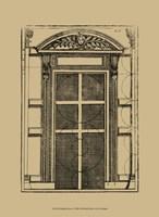 Palladian Door Fine-Art Print