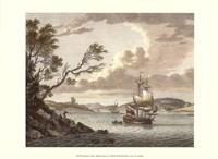 Benton Castle, Milford Haven Fine-Art Print