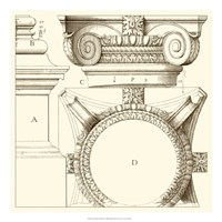 Corinthian Detail IV Fine-Art Print