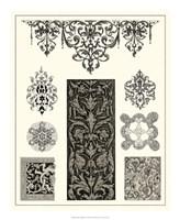 Baroque Details III Fine-Art Print