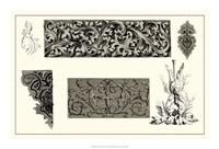 Baroque Details V Fine-Art Print