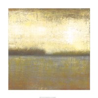 Citron Lake II Fine-Art Print