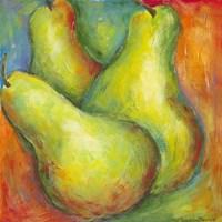 Abstract Fruits I Fine-Art Print