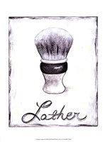 Lather Fine-Art Print