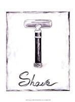 Shave Fine-Art Print