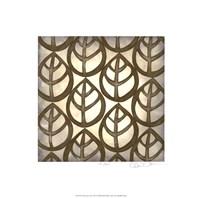 Classical Leaves III Fine-Art Print