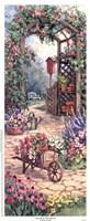 Garden Harmony Fine-Art Print