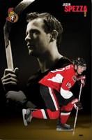 Ottawa Senators - Jason Spezza - 08 Wall Poster