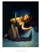 The Midnight Guest 1950 Fine-Art Print