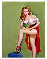 The Perfect Size! 1949 Fine-Art Print