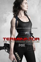 Terminator: The Sarah Connor Chronicles - style AA Wall Poster