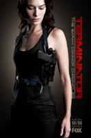 Terminator: The Sarah Connor Chronicles - style AG Wall Poster
