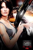 Terminator: The Sarah Connor Chronicles - AH Wall Poster