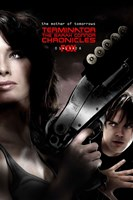 Terminator: The Sarah Connor Chronicles - style AL Wall Poster